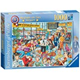 Ravensburger Best of British No. 9 - The Airport, 1000pc Jigsaw Puzzle