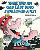 There Was an Old Lady Who Swallowed a Fly!