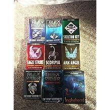 Alex Rider (9 Bände)