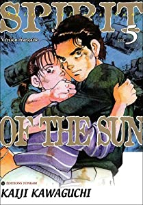 Spirit of the sun Edition simple Tome 5