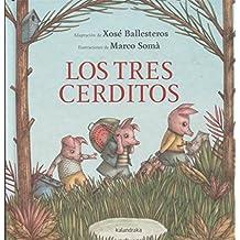 Los tres cerditos (libros para soñar)