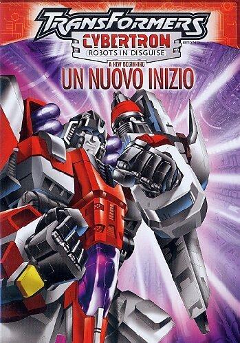 transformers cybertron-un nuovo inizio dvd Italian Import by animazione (Cybertron Transformers Dvd)