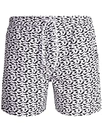 Mens Brave Soul Summer Beach Swimming Trunks Surf Board Swim Shorts Size S - XL