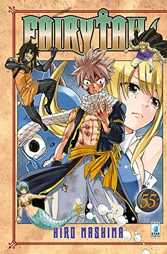 scaricare ebook gratis Fairy Tail: 55 PDF Epub