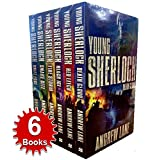 Young Sherlock Holmes 6 Books Collection Set Andrew Lane