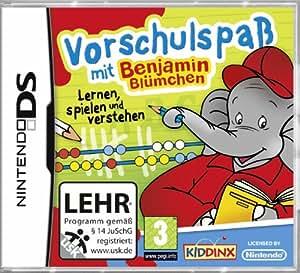 Benjamin Blümchen - Vorschulspaß [Software Pyramide]