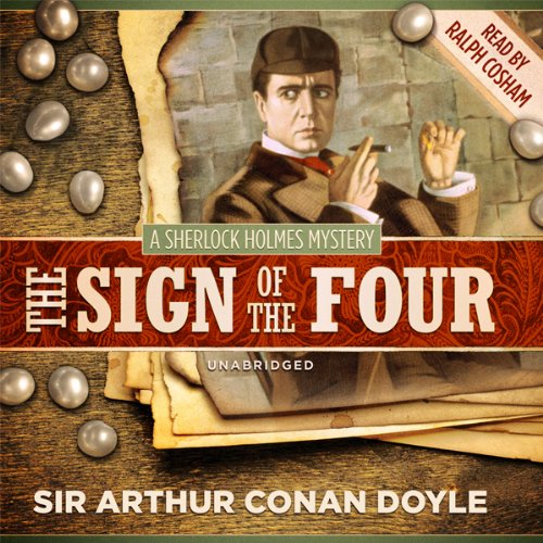 The Sign of the Four  Audiolibri
