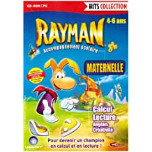 Rayman Accompagnement scolaire Maternelle