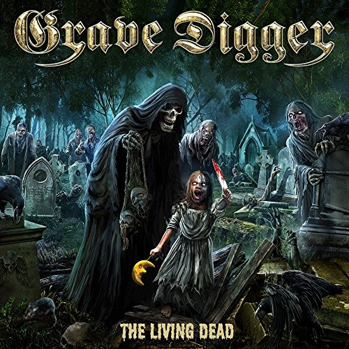 The Living Dead Ltd Digipack (Grave Digger Fall)