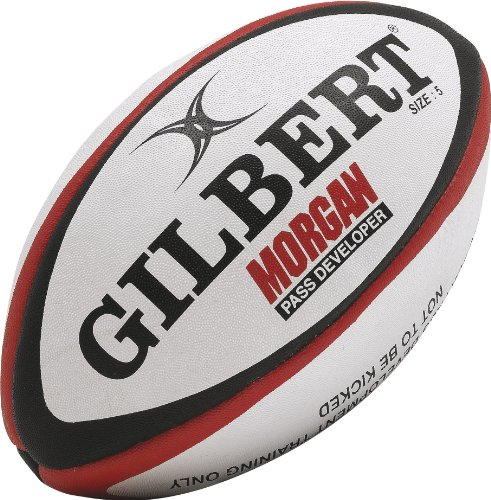 Gilbert Ballon de Rugby Passeport Developer Taille 4
