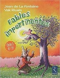Fables impertinentes : Cycle 3, 6e/5e