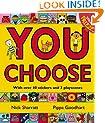 You Choose!: Sticker Frieze