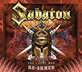 THE ART OF WAR - RE-ARMED EDITION(+bonus)(reissue) by Sabaton