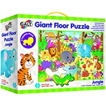 Galt - GA0858B - Puzzle - Géant de sol La Jungle