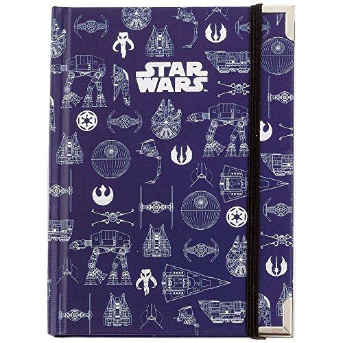 star-wars-original-trilogy-icon-bild-a6hard-ruckseite-note-pad