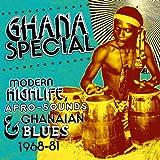 Ghana Special: Modern Highlife, Afro-Sounds & Ghanaian Blue 1968-81