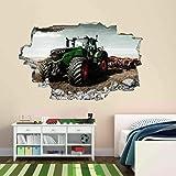 Klebenswichtig Herzschlag Traktor Landwirtschaft Agrar Ca 30cm Aufkleber Autoaufkleber Auto