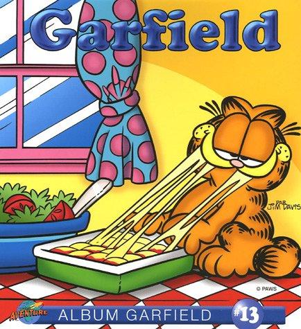 Garfield, Tome 13 :