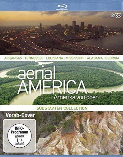 Amerika von oben [Blu-ray]