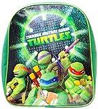 NEW! Teenage Mutant Ninja Turtles Mini Backpack with The Pose Design Green