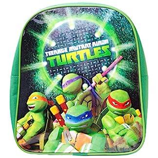 Teenage Mutant Ninja Turtles Mochila infantil BIO-BP300812TNT Verde