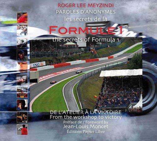 Les secrets de la Formule 1 : De l'atelier à la victoire, édition bilingue français-anglais