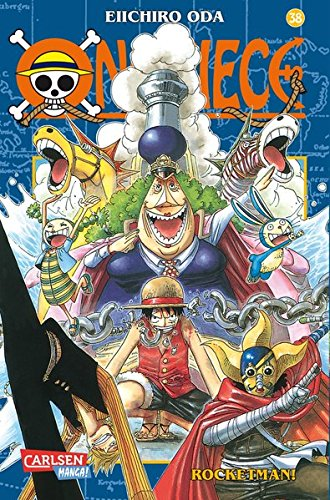 One Piece, Band 38: ROCKETMAN!