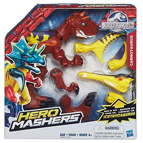 Hasbro - Jurassic World Hero Mashers Carnotaurus