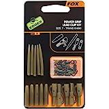 FOX Edges Surefit Lead Clip Kit – 5 klämmor för karpfiske, leadclip för karp, hängare för karpbly