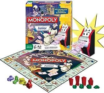 Hasbro – 27110 – Strategiespiel – Monopoly Junior