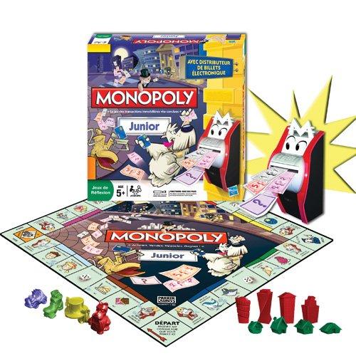 Hasbro 27110 Monopoly Junior - Juego estrategia electrónico
