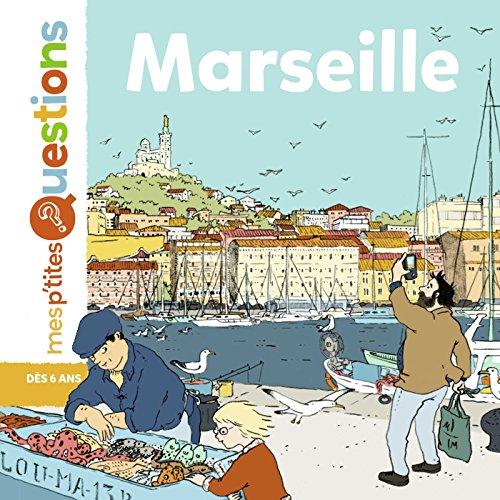 Marseille par Emmanuelle Ousset