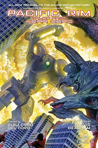Don't miss this exciting sci-fi prequel graphic novel of the highly anticipated motion picture, Warner Bros. & Legendary's Pacific Rim directed by Guillermo del Toro! Chronicling the very first time Earth is menaced by incredible monsters known a...