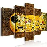 Lupia Cuadro Sobre Lienzo Vogue World «El Beso», de Klimt,...