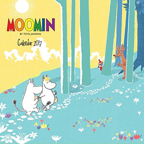 Moomin W 2017 Calendar