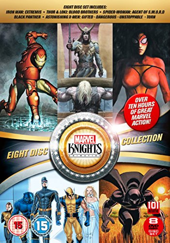 marvel-knights-collection-dvd
