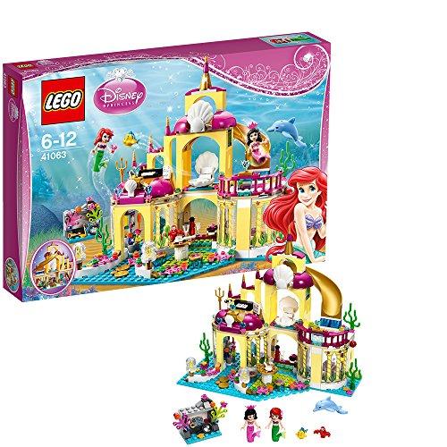 Preisvergleich Produktbild Lego 41063 - Disney Princess-Arielle's Unterwasserschloss