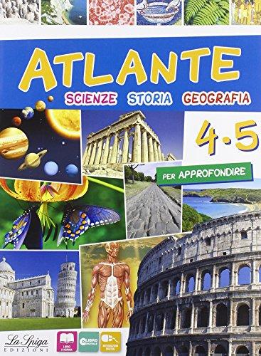 La grande avventura - Atlante