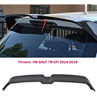 14-17 X4 ,17 CS Style Carbon Rear Spoiler Trunk for 14-17//18-19 BMW X4 25I G02 30