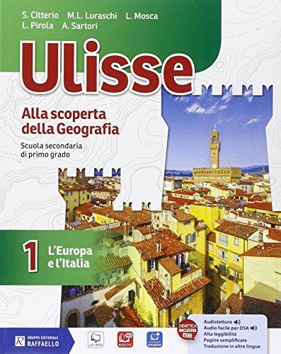 Ulisse. Con atlante-Regioni. Con e-book. Con espansione online. Per la Scuola media: 1