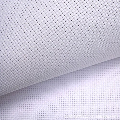Labellevie Aida Stoff Kreuzstich Tuch 1m x 1.5m Handarbeit Weiß 11 Count