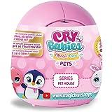 IMC Toys 91085, Cry Babies Magic Tears Casetta Cuccioli, Modelli / Colori assortiti