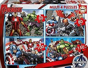 Educa Borrás Avengers Puzzle (16331)
