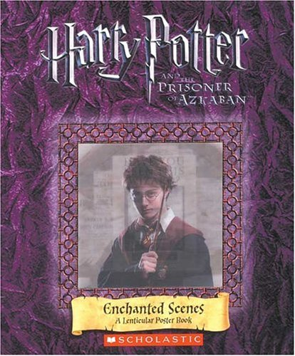 Click for larger image of Harry Potter and the Prisoner of Azkaban Lenticular Book