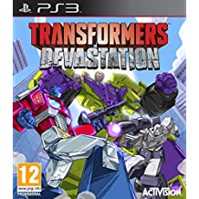Transformers Devastation [PSX3]