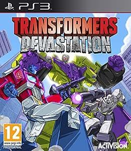 Transformers Devastation [import anglais]