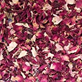 Natural Biodegradable Wedding Confetti Mixed Colour Petal Dried Flower Delphinium in Bag
