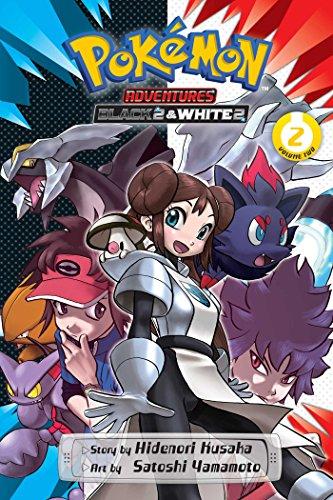 Pokemon Adventures: Black & White 2, Vol. 2 por Hidenori Kusaka