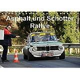 Asphalt und Schotter Rallye (Tischkalender 2017 DIN A5 quer): Rallyefahrzeuge auf Schotter und Asphalt (Monatskalender, 14 Seiten ) (CALVENDO Mobilitaet)