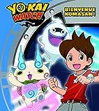 """Afficher """"Yo-Kai Watch Bienvenue Komasan !"""""""